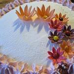 Permanent Link: Blommig tårta