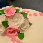 Permanent Link: Bröllopstårta i två våningar