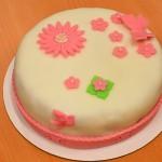 Permanent Link: Rosa tårta