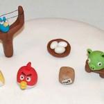 Permanent Link: Angry Birds tårta