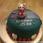 Permanent Link: Hello Kitty tårta