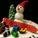 Permanent Link: Jultårta
