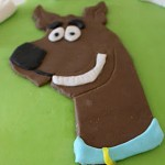 Permanent Link: Scooby Doo tårta