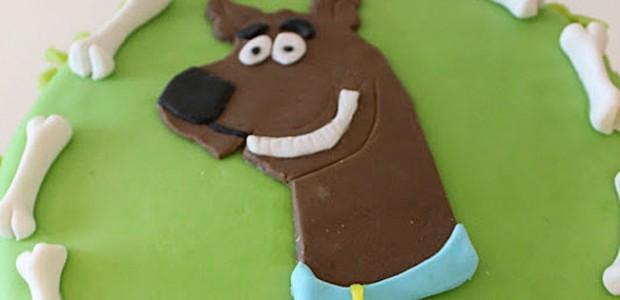Scooby Doo tårta