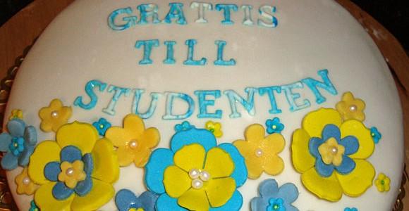 Studenttårtor