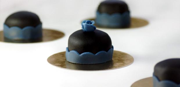 Minitårtor med stracciatellamousse