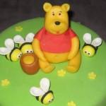 Nalle Puh-tårta