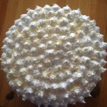 Permanent Link: Födelsedagstårta med Fluffy meringue frosting