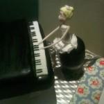 Permanent Link: Födelsedagstårta Pianisten