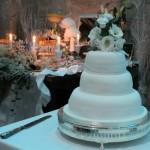 Permanent Link: Bröllopstårta till en vän