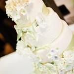 Permanent Link: Bröllopstårta limegrön