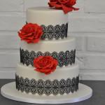 Permanent Link: Våningstårta till bröllop
