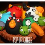Permanent Link: Angry Birds Småtårtor