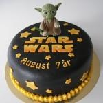 Permanent Link: Födelsedagstårta Star Wars
