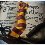 Permanent Link: Harry Potter-tårta