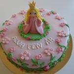 Permanent Link: Födelsedagstårta Prinsessa