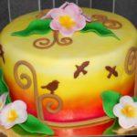 Permanent Link: Exotisk sommartårta!