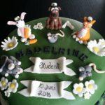 Permanent Link: Studenttårta