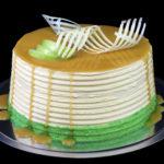 Permanent Link: Äpple- och kolatårta