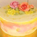 Permanent Link: Blomstertårta