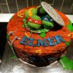 Permanent Link: TMNT tårta!