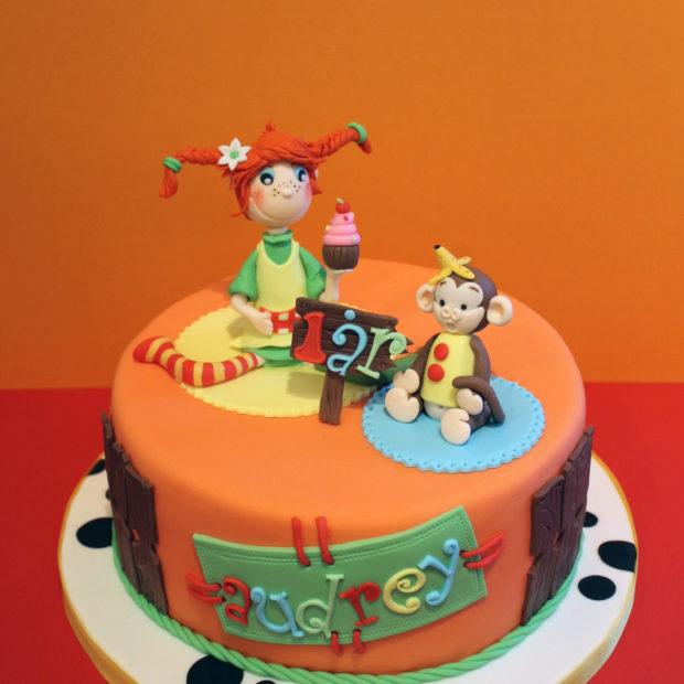 Pippis tårta