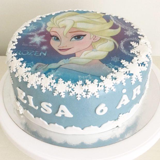 Frost tårta