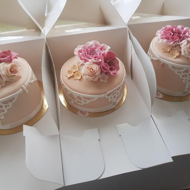 Elegant bröllopstrio