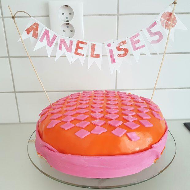 Annelise 50-årstårta