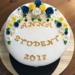Permanent Link: Studenttårta till Anna