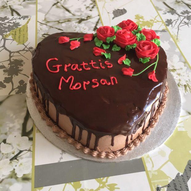 Morsan tårta