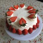 Permanent Link: Midsommar tårta