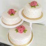 Permanent Link: Bröllopstårta