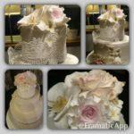 Permanent Link: Silverbröllopstårta