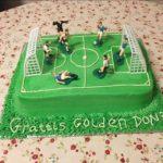 Permanent Link: Football tårta