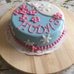 Permanent Link: Sockerpasta tårta