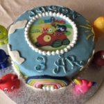 Permanent Link: Babblarna tårta
