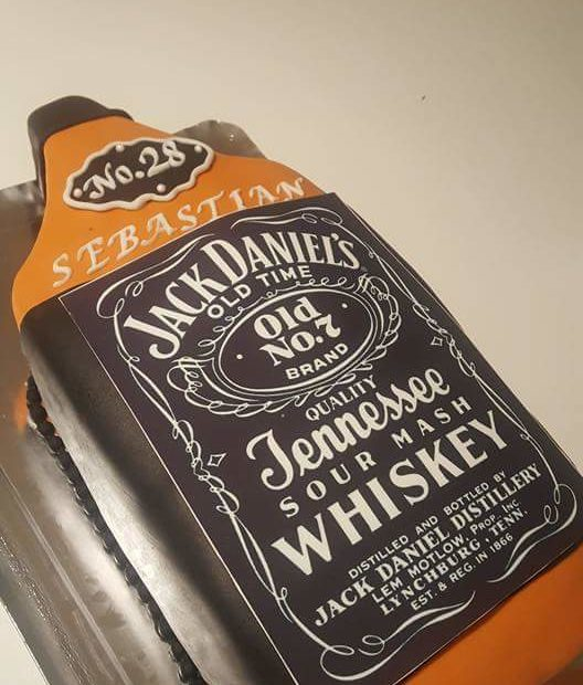 Jack Daniels Limited Edition No.28