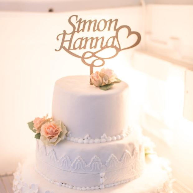 Hanna och Simons Bröllopsdröm