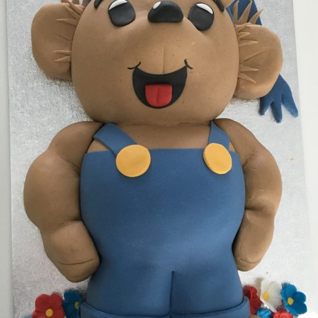 Världens starkaste björn!