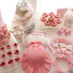 Permanent Link: Babyshower tårta
