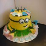 Permanent Link: Minion tårta