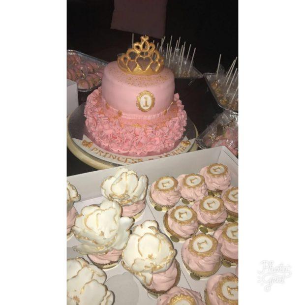 1års tårta
