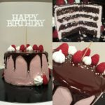 Permanent Link: Chokladtårta med hallonmarängsmörkräm
