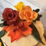 Permanent Link: Höst Bröllopstårta