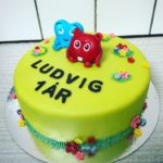 Permanent Link: Livets första födelsedagskalas!