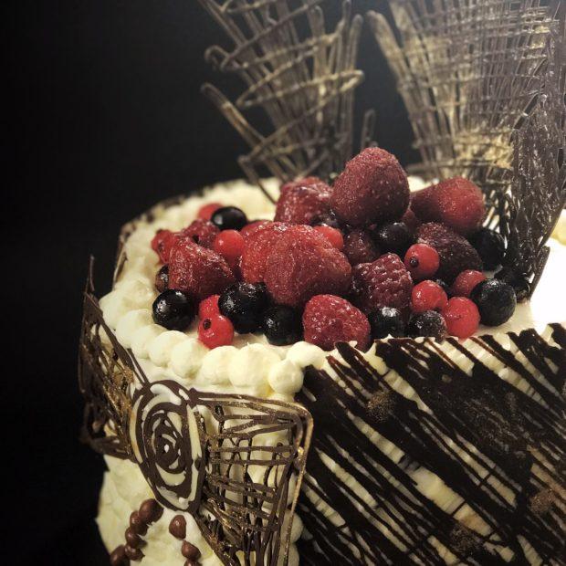 Sommartårta