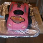 Permanent Link: Bil tårta