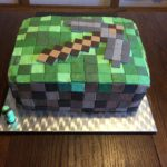 Permanent Link: Minecraft tårtan