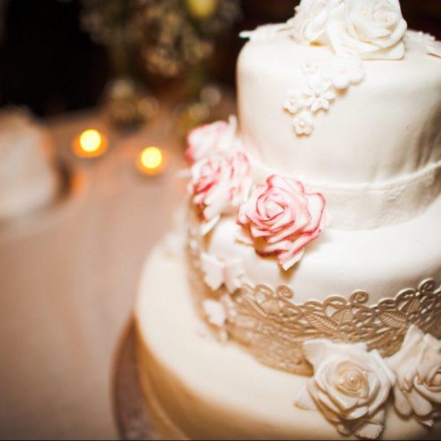 Lisa Bröllopstårta